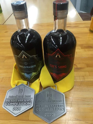 Atheling Meadworks - Mead Crafters Competition 2020