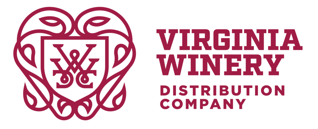 Virginia Winery Distribution Company Logo
