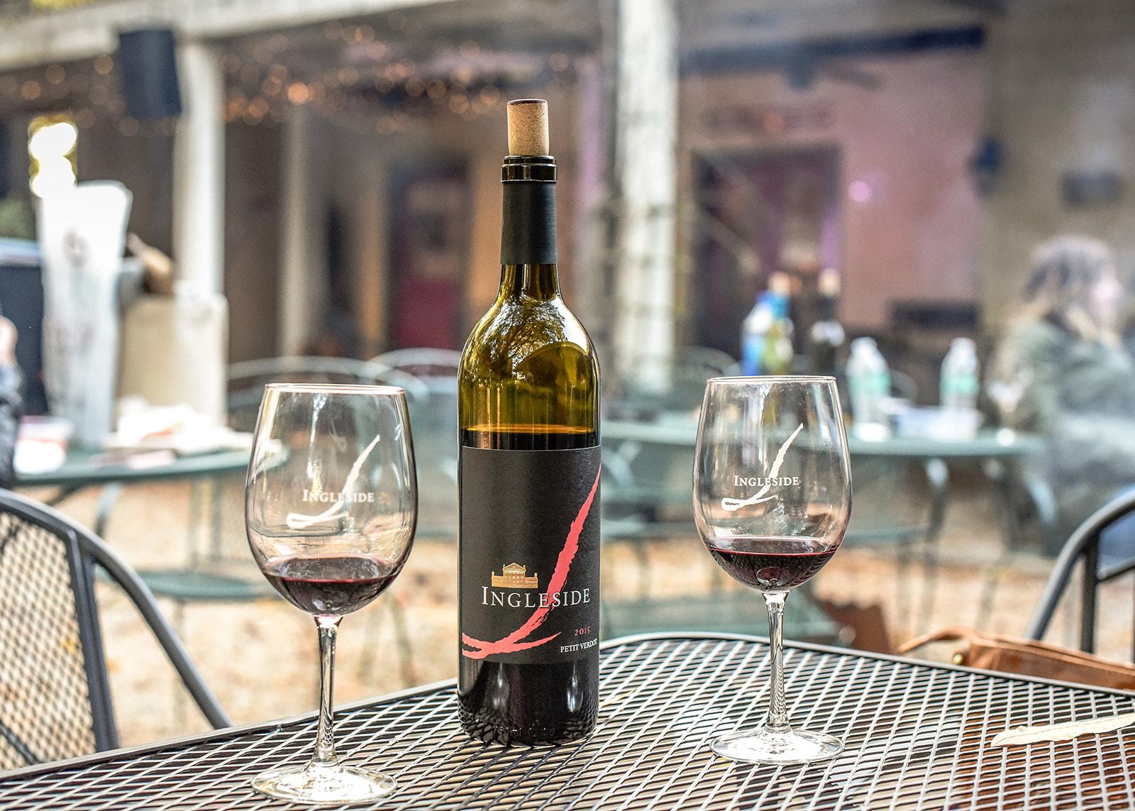 Ingleside Vineyards: Aging Like a Fine Wine